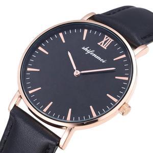 Image 2 - Shifenmei marca superior de lujo relojes de mujer de moda de cuero deportes reloj de cuarzo señoras Casual de negocios reloj de pulsera reloj femenino