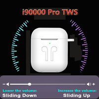 i90000 TWS Pro Bluetooth 5.0 Earphones Separate use Wireless Earphone 8D Super Bass Earbuds For All Smartphone PK i500 i5000 TWS