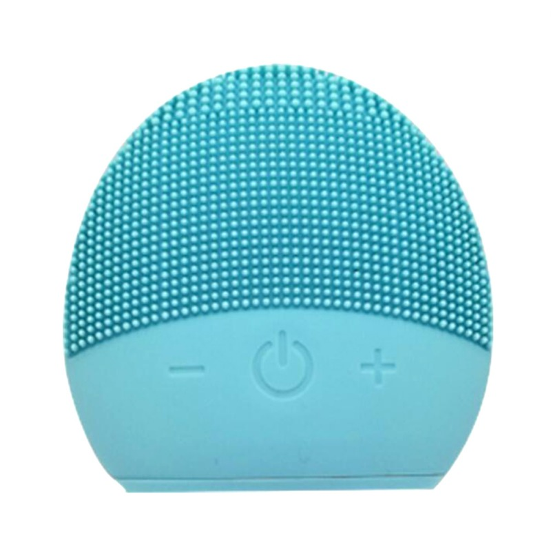 Usb Facial Cleansing Brush Oil-control Remove Blackheads Shrinking Pores Face Cleaning Brush Facial Massager Face Brush