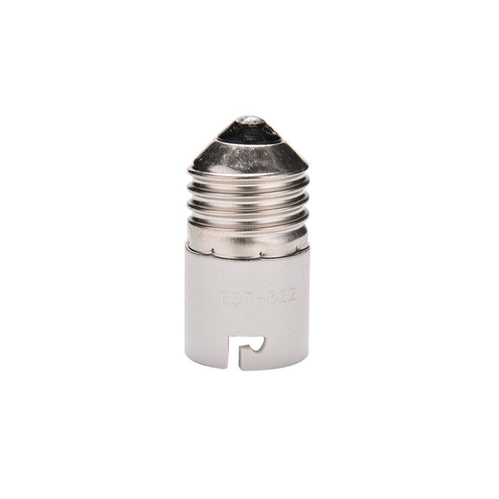 High Quality LED Adapter E27 To B22 Lamp Holder Converter Socket Light Bulb Lamp Holder Adapter Plug Extender Led Light