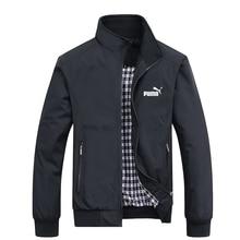 2021 primavera outono casual moda sólida magro bombardeiro jaqueta masculina casaco de beisebol chegada nova jaqueta masculina M-6XL topo