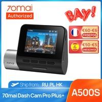 70mai Dash Cam A500S 1944P Auto Dvr Voertuig Camera Pro Snelheid En Gps Parking Mode Nachtzicht Wifi Pro plus A500 Auto Monitor
