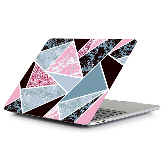 MTT Geometric Hard Case for MacBook 2