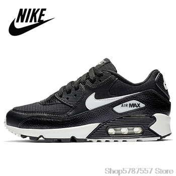 цена на Original Slim Ultra NIKE AIR MAX 90 ESSENTIAL Mens Running Shoes Outdoor Sneakers Lightweight 325213-060