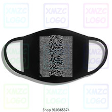 Joy Division Unknown Pleasures Mask Rock Band Tee Mens All Sizes Birthday Headband scarf Mask Bandana Women Men
