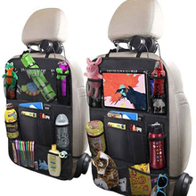 Cover Protect-Bag Car-Accessories Vehicle-Storage Baby Waterproof Children for Kick-Mat