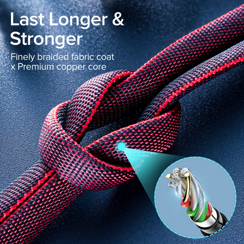 INIU 2 м 3 а светодиодный USB кабель зарядное устройство для iPhone 11 Pro XS MAX XR X 8 7 6S 6 Plus 5 5S шнур для быстрой зарядки мобильного телефона