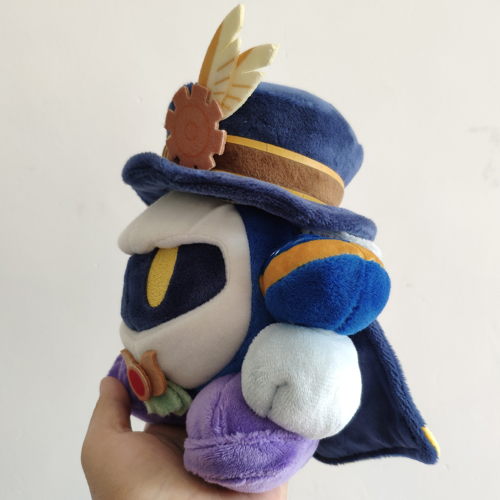 Kirby/'s Dream Land Kirby Meta Knight Plush Doll Stuffed Toy 14cm w// Tracking NEW