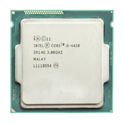 Intel Core I5 4430 I5 4430 3.0 Ghz 6 Mb Socket LGA1150 Quad-Core Quad Threads 4 Core 4 thread di Cpu Processore SR14G