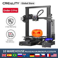 Ender 3 Pro CREALITY 3D impresora 3d profesional Ender 3 PRO Magic Cmagnet Build plate 220*220*250MM With Brand Power Supply