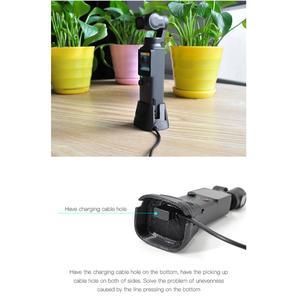 Image 4 - Startrc Fimi Palm Oplaadstation Stand Mount Houder Beugel Uitbreiding Met Oplaadkabel Voor Fimi Palm Handheld Camera Gimbal
