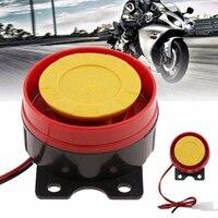 Alarme da motocicleta chifre de alarme universal 12 v alarme de carro elétrico