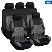 Car Covers Seat Mesh Sponge Universal Interior Accessories Design Front Auto Seat Cover Truck чехлы автомобильные Fast Shipping