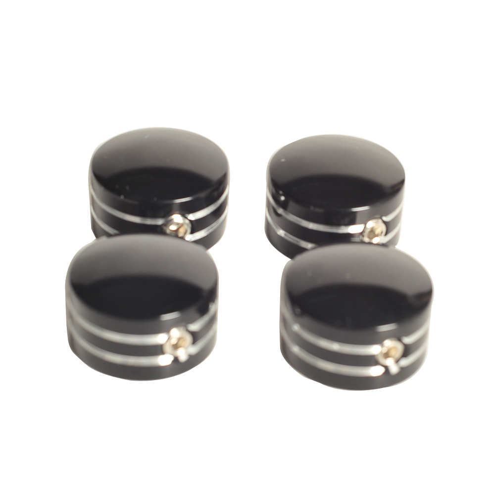 4X Head Bolt Covers For Harley Sportster XL883 XL1200 head bolts covers for Twin Cam Big Twin 1340 Evo