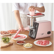 цена на Home Use Meat Grinder мясорубка Electric Commercial Multifunction Fully Automatic Stainless Steel Mincing Machine Enema Machine