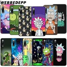 WEBBEDEPP Ricky Morty Pickle Soft TPU Case for Xiaomi Mi 6 8 A2 Lite 9 A1 Mix 2s Max 3 F1 9T A3 Pro CC9E Cover