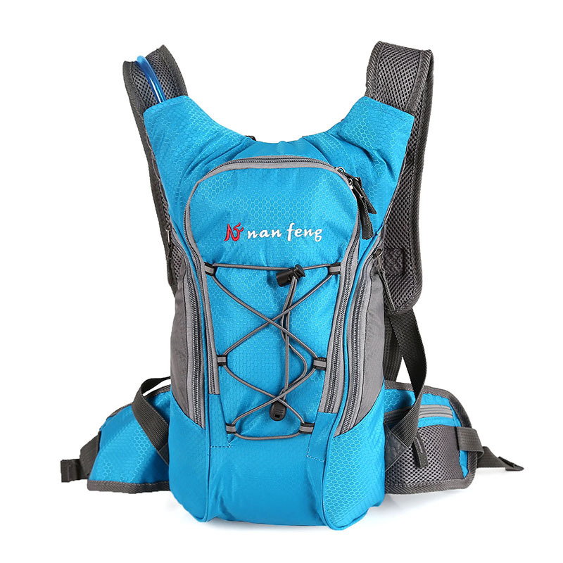New Style Outdoor Supplies Folding Backpack Large Capacity Waterproof Mountain Climbing Travel Hiking Riding Hydration Backpack