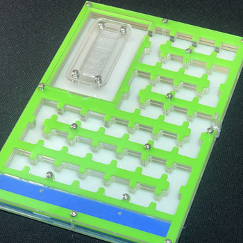 BIG Space Acrylic ant farm maze,Ant Nest with Feeding Area and moisturing zone Ant House for Pet Anthill