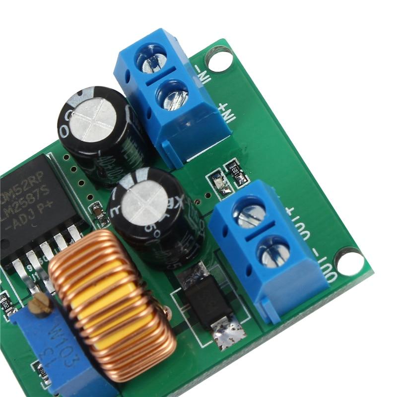 H8d0497b40e00440f89c418345a9c5be2Z - DC-DC 3V-35V To 4V-40V Step Up Power Module Boost Converter 12v 24v Converter 12v to 5v DC DC Voltage Converter 12v to 19v