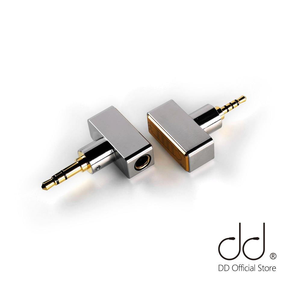 DD DJ44B DJ44C, Female 4.4 Balanced Adapter. Apply To 4.4mm Balance Earphone Cable, From Brands Such As Astell&Kern, FiiO, Etc.