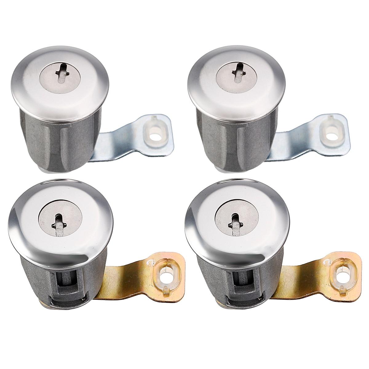 Chaud 4 pièces baril porte serrure cylindres deux clés pour Peugeot Partner Citr0en Xsara 1996 1997 1998-2007 252522 9170. G3 serrures & Hard
