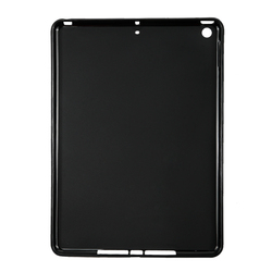 QIJUN ipad 2018 Silicone Smart Tablet Back Cover For iPad 9.7 inch 2017 A1822 A1823 A1893 A1954 5th 6th Shockproof Bumper Case