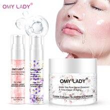 цена на OMY LADY Grape Seed Essence Original Vitamin C Serum Face Cream Liquid Essence Delay Aging Reduce Wrinkles Moisturizing Skin