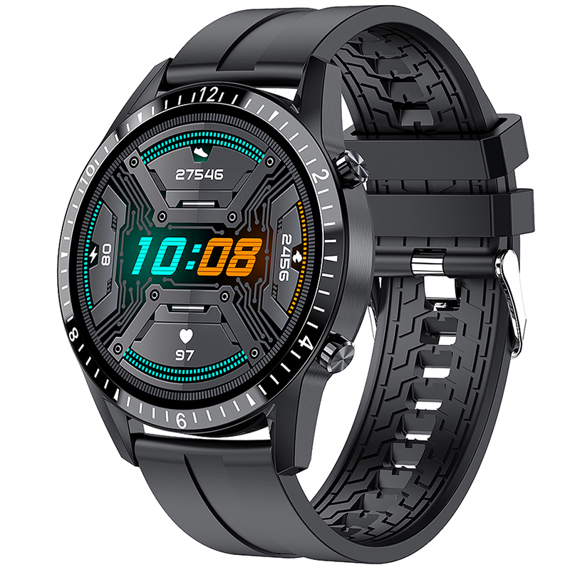 Timewolf Smart Watch Men Android 2020 IP68 Waterproof Smartwatch Men ECG Reloj Inteligente Smart Watch for Android Phone Iphone
