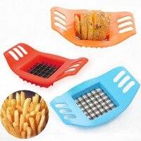 Dispositivo de corte batata batatas fritas kit fritar fio cortador conjunto batata cenoura vegetal slicer chopper chips que faz a ferramenta