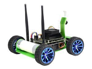Image 2 - JetRacer AI Kit, AI гоночный робот работает от Jetson Nano, глубокое обучение, самостоятельное вождение, линия видения