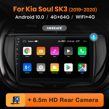 AWESAFE PX9 for Kia Soul SK3 2019-2020 Car Radio Multimedia video player GPS No 2 2