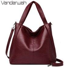 Nowy dorywczo dużego ciężaru Sac skórzane luksusowe torebki damskie torebki torebki markowe wysokiej jakości panie na ramię na ramię torby dla kobiet Bolsa