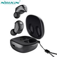 NILLKIN TWS بلوتوث 5.0 سمّاعات أذن لاسلكيّة سماعة IPX5 الرياضة سماعات رأس ستيريو السيارات زوج 5 ساعة اللعب شحن حالة سماعات الهاتف وسماعات الرأس الأجهزة الإلكترونية الاستهلاكية -