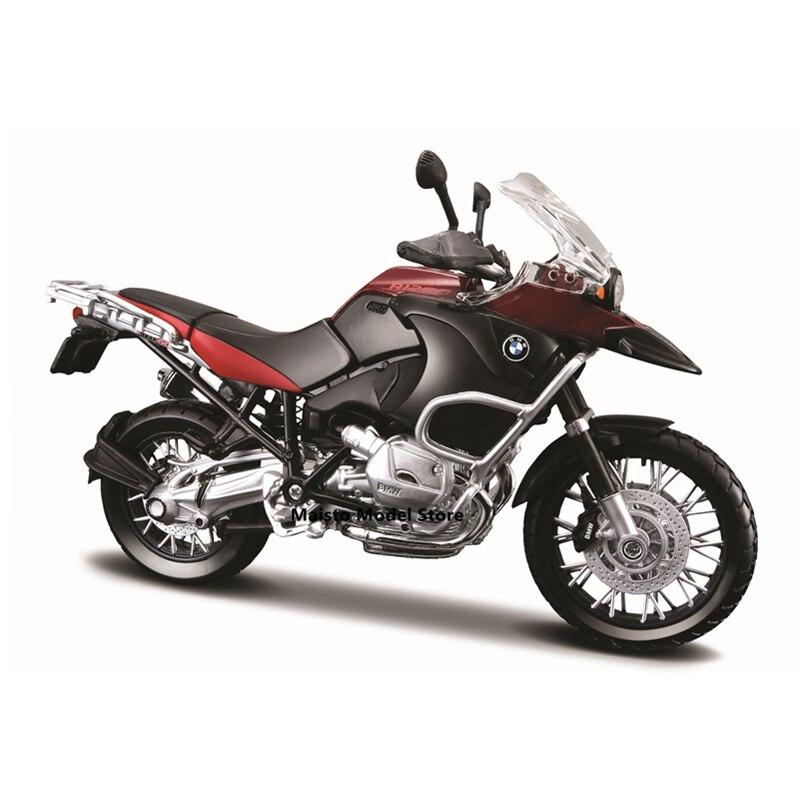 maisto replicas de motocicleta twin escala 112 04