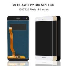 5.0'' Huawei P9 Lite mini LCD Display Touch Screen For Huawei Y6 Pro 2017 LCD With Frame P9 Lite mini LCD SLA L02 L22 L03 Screen original tested lcd for huawei p9 lite display touch screen with frame for huawei p9 lite 2016 lcd display vns l31 l21 l19
