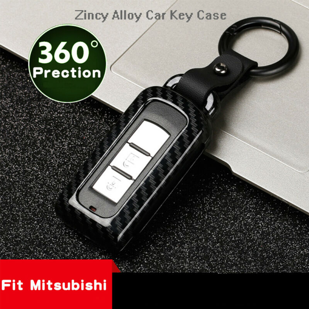 For Mitsubishi Outlander 2016 Car key case Replacement 1pcs Protective
