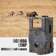 HC300A  Hunting Trail Camera  12MP 1080P Video  Night Vision Wildlife Trap  Hunting Infrared Cameras Surveillance стоимость