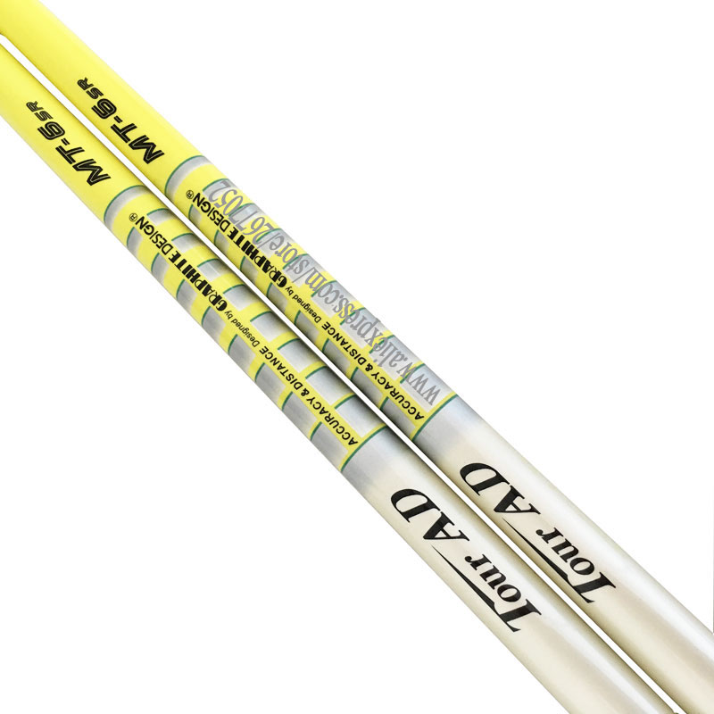New Clubs Shaft TOUR AD MT-6 Golf Driver Wood Graphite Shaft  S Or SR Flex  Golf Shaft Free Shipping