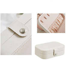 Travel Case Universal Jewelry Organizer Display Box