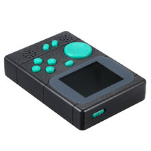 Retro Portable children mini nostalgic handheld video game console 8 Bit Built-in 198 Classic Games Handheld Game Players Player(China)