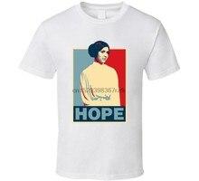 Футболка принцессы Leia Heroine Hope