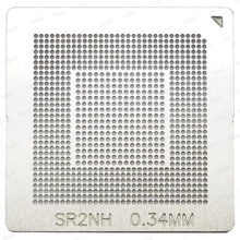 SR2NH H67388 Stencil Template 0.34mm