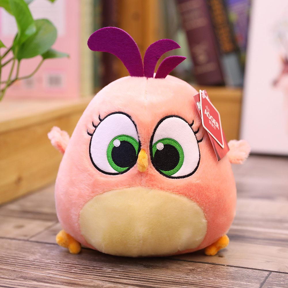 Image 5 - New style Movie birds fledgling Samantha Zoe Vincent Arianna Will cute Stuffed toys Plush Claw machine doll for Children gifts-in Stuffed & Plush Animals from Toys & Hobbies