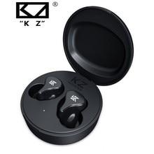 KZ Z1 פרו אלחוטי משחקי אוזניות Bluetooth 5.2 אוזניות ספורט HiFi בס TWS אוזניות רעש ביטול מיקרופון אוזניות
