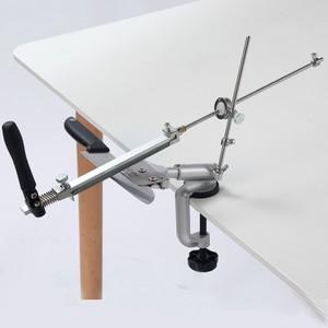 Image 2 - Ruixin Pro afilador de cuchillos con ángulo constante de giro de 360 grados, máquina amoladora, piedra de afilar de diamante, novedad