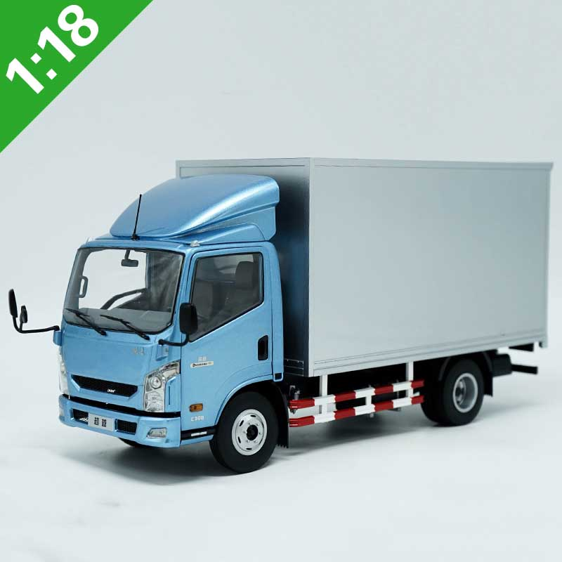 1/18 Scale Alloy Transporter Simulation Spanning C300 Van Truck Die Casting Truck Model Adult Children Gift Collection Display