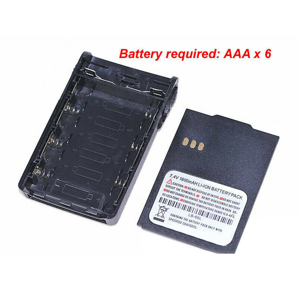 Wear Resistant Walkie Talkie Protective Storage Carrying Box Battery Case Anti Scratch Travel Holder Shell For Puxing PX-777 888
