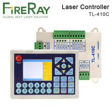 FireRay Co2 Laser Controller System TL410C for Laser Engraving and Cutting Machine Replace Lite Ruida Leetro ruida rd rdlc320 a co2 laser dsp controllerr rd320a co2 laser controller use for laser engraving and cutting machine