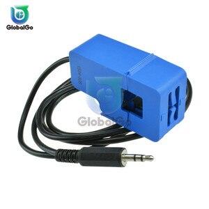 SCT-013-015 15A неинвазивный датчик переменного тока разделенный сердечник трансформатор тока SCT-013