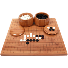 Cloud Go Chess Gobang Suit Double Sided Board Adult and Children's Wisdom Game Pieces Chess Set Weiqi